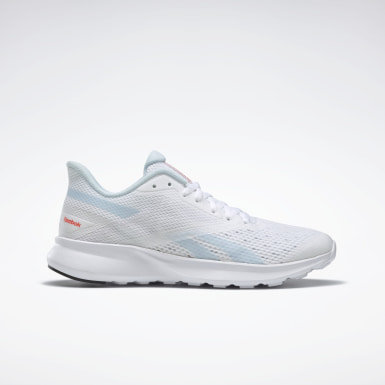 Women Running White Reebok Speed Breeze 2.0 Shoes