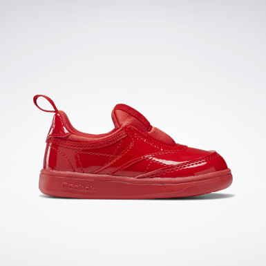 Kids Classics Red Club C Cardi Slip on III