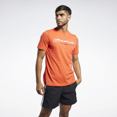 Men Training Meet You There Tee