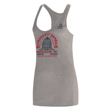 CrossFit® Games Tulip Capitol Tank Top