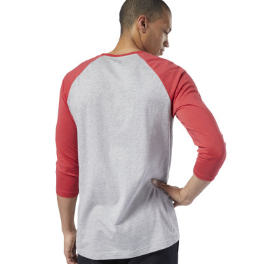 T-shirt Reebok CrossFit® Sticker Rip Raglan