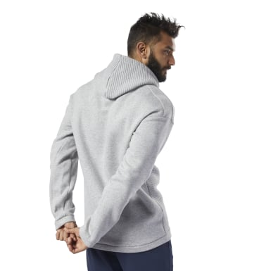 Felpa Workout Ready Fleece