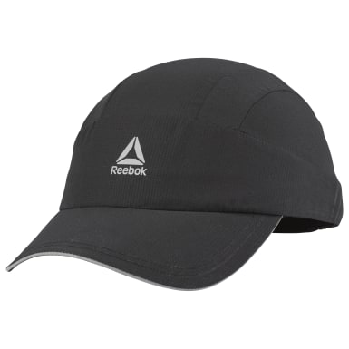 Gorra Running Performance Negro Running
