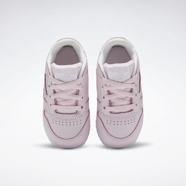 Kinder Classics Classic Leather Shoes Rosa