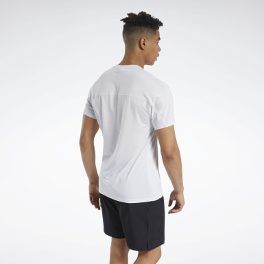 Men Training White ACTIVCHILL Move Tee