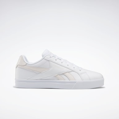 Women Classics White Reebok Royal Complete 3 Low Shoes
