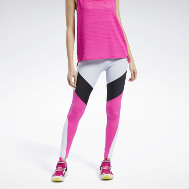 Kvinder Cycling Grey Lux Colorblock 2 Tights