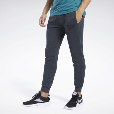 Mænd Fitness & Training Black Training Essentials Melange Jogger