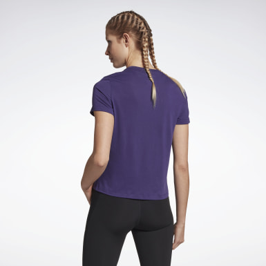 T-shirt Workout Ready Supremium Big Logo Femmes Yoga