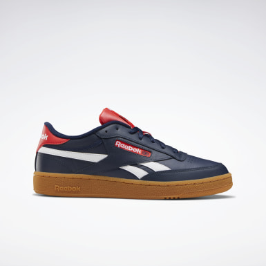 Men Classics Blue Club C Revenge Shoes
