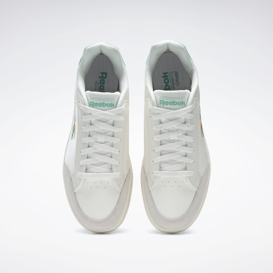 Classics White Reebok Vector Smash Shoes