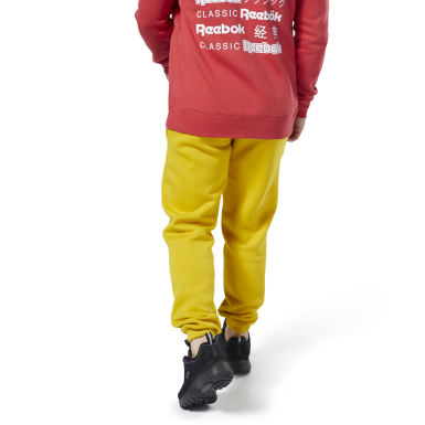 Men Classics Yellow Classics International Jogger Pants