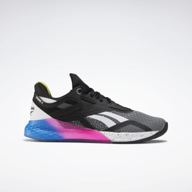 Kvinder Cross Training Black Reebok Nano X Shoes