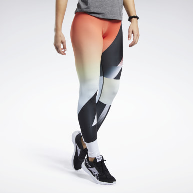 Women Training Reebok CrossFit® Lux Leggings