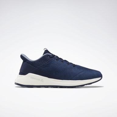 Men Walking Blue Ever Road DMX 2 Men's Shoes