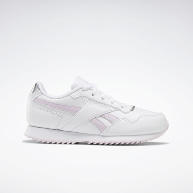 Kinder Classics Reebok Royal Glide Ripple Shoes Weiß