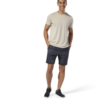 Training Essentials Knit-Woven Shorts