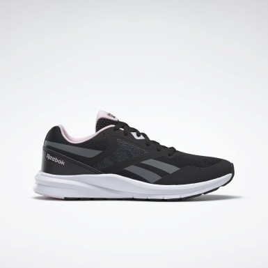 Women Running Black Reebok Runner 4.0 Shoes