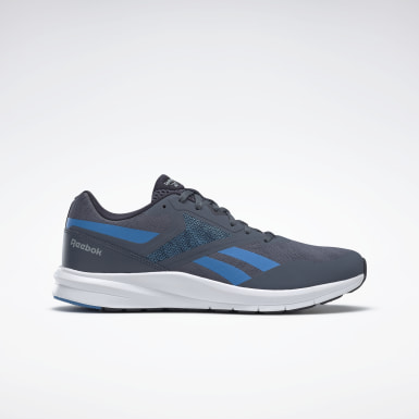 Men Running Blue Reebok Runner 4 Men's Running Shoes