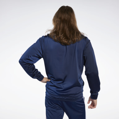 Chaqueta de chándal Training Essentials Azul Hombre Fitness & Training