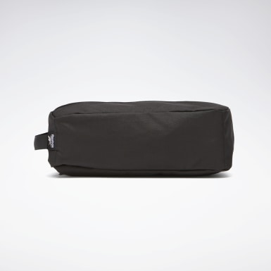 Running Training Essentials Shoe Bag Schwarz