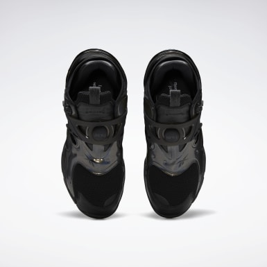 Classics Svart Juun.J Pump Court Shoes