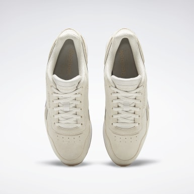Frauen Classics Reebok Royal Glide Shoes Beige