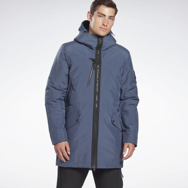 синий Парка Outerwear Urban Thermowarm REGUL8