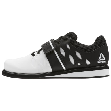 Men Training White Lifter PR Men's Weightlifting Shoes
