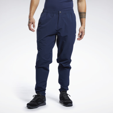 Men Fitness & Training Blue United by Fitness Track Pants