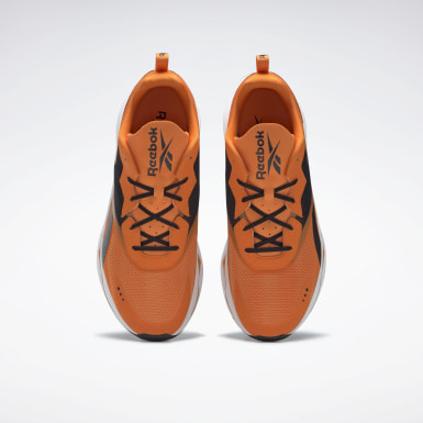 Classics Orange Zig Elusion Energy Shoes