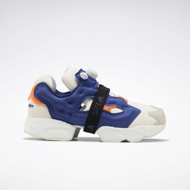 Buty Instapump Fury Boost Bialy