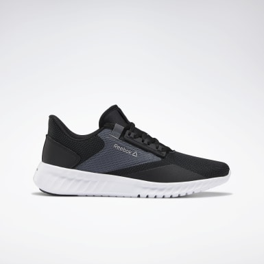 Women Running Black Reebok Sublite Legend Shoes