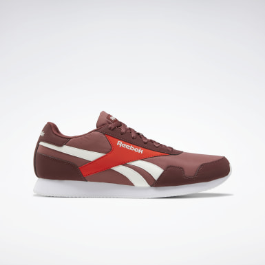 Classics Red Reebok Royal Classic Jogger 3 Shoes