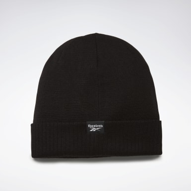 Hardlopen Zwart Active Enhanced Winter Beanie