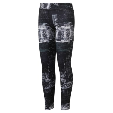 Girls Reebok Adventure Studio Legging