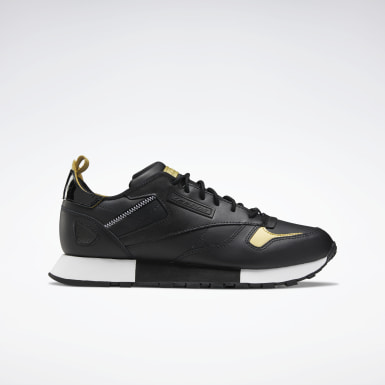 Classics Black Classic Leather Ree:Dux Shoes