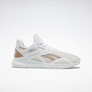 Scarpe Reebok Nano X Bianco Donna Cross Training