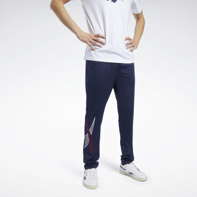 Men Classics Blue Classics Slim Tracksuit Bottoms