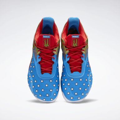 Scarpe Wonder Woman Nano X Blu Cross Training