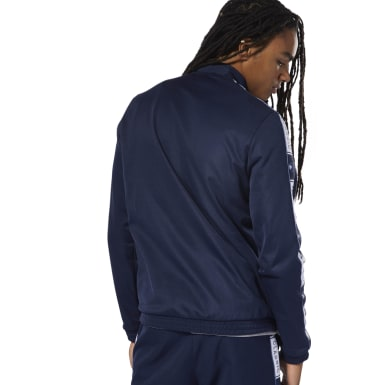 Mænd Classics Blue Classics Taped Track Top