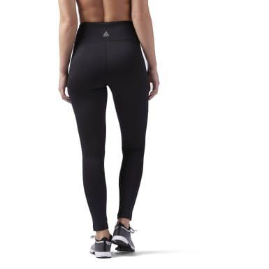 Women Training Black Workout Ready Legging