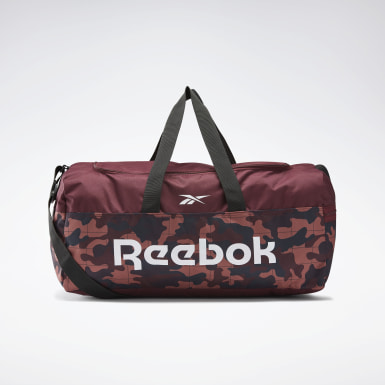 Fitness & Training Burgundy Active Core Grip Duffle Bag Medium