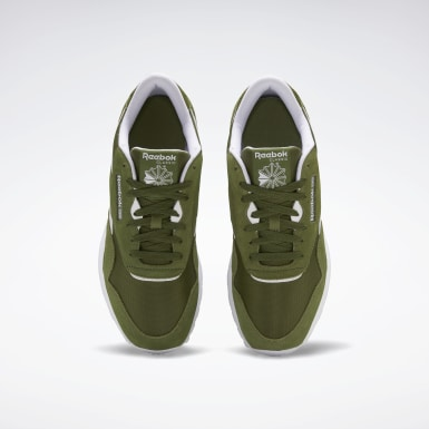 Mænd Classics Green Classic Nylon Shoes