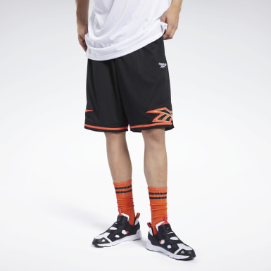 Men Classics Black Classics Basketball Shorts