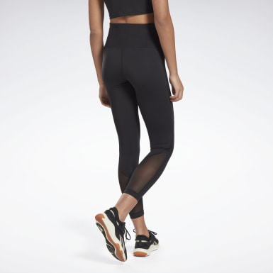 Leggings Lux High-Rise Perform Nero Donna Fitness & Training