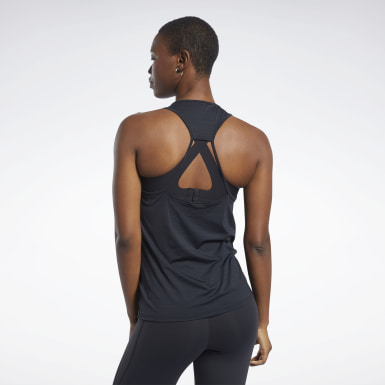 Dam Cykel Svart ACTIVCHILL Athletic Tank Top