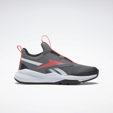 Reebok XT Sprinter Slip-on Gris Garçons City Outdoor
