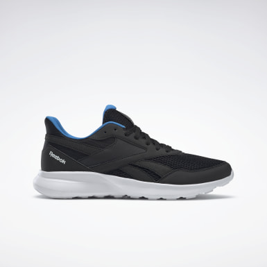 Men Running Black Reebok Quick Motion 2.0 Shoes