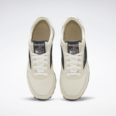 Classics Wit Classic Leather AZ Schoenen